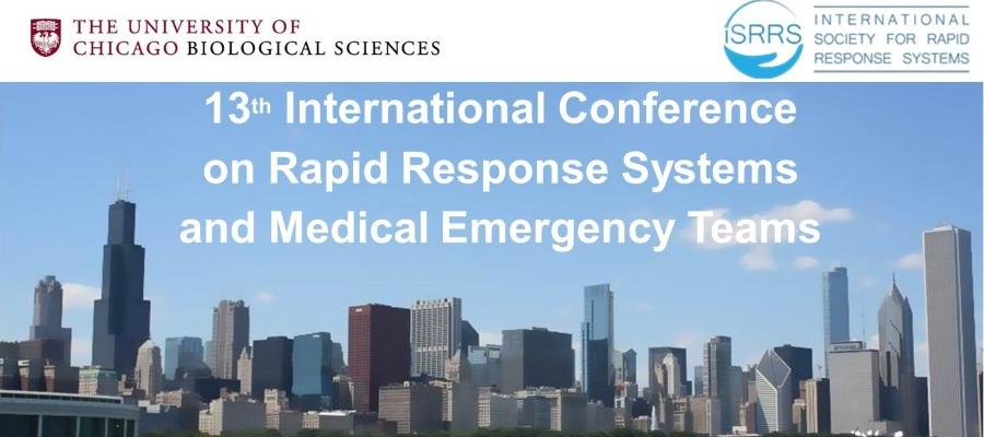 13th International Conference on Medical Emergency Teams and Rapid Response Systems