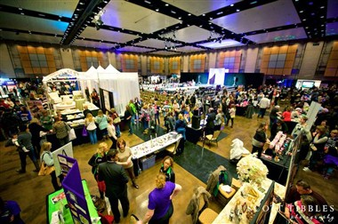 Trade Show in Convention Hall