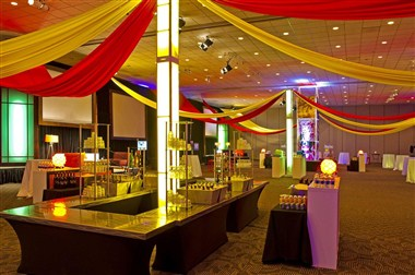 Themed events space