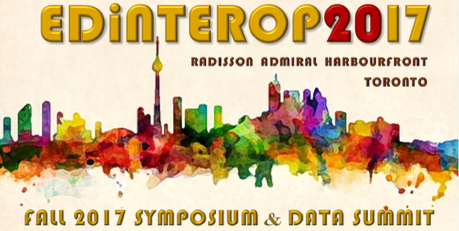 EDiNTEROP 2017 | PESC's Fall Symposium & Data Summit