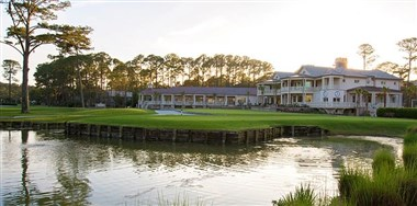 Harbour Town Clubhouse Exterior