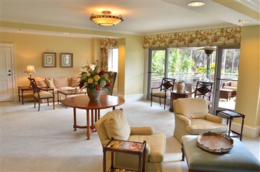 Fairway Suite at The Inn & Club at Harbour Town