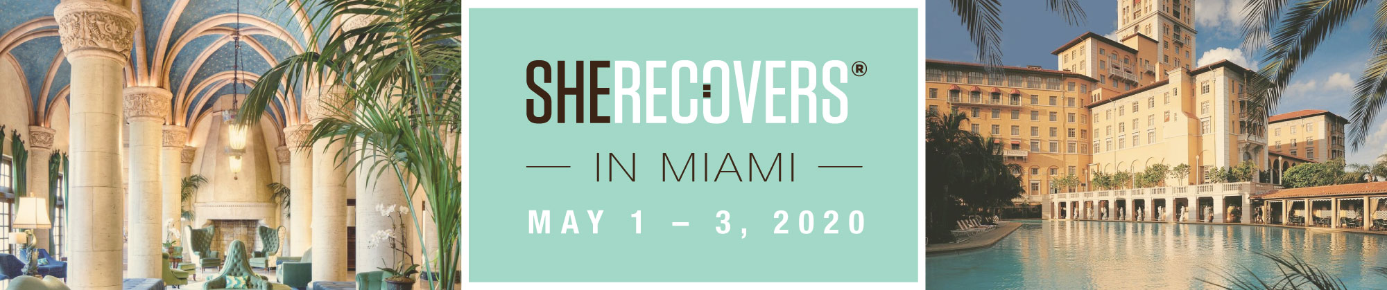 SHE RECOVERS in MIAMI
