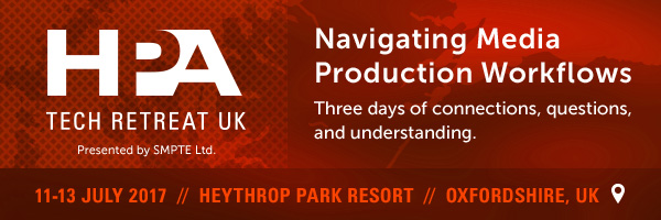 HPA Tech Retreat UK 2017 - presented by SMPTE Ltd. Inc.