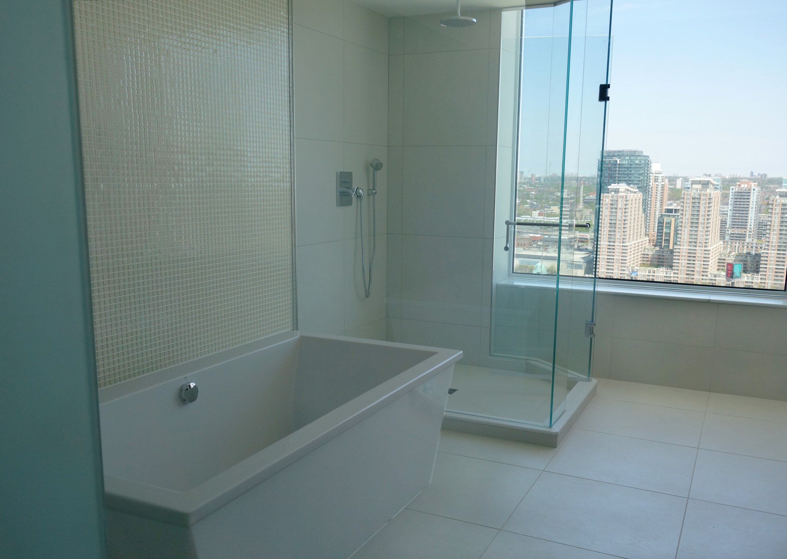 Bathroom in Penthouse Suite