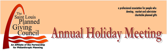 Annual Holiday Meeting