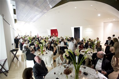 Banquet at the Taubman Museum of Art
