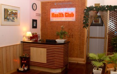 Health Club Entry