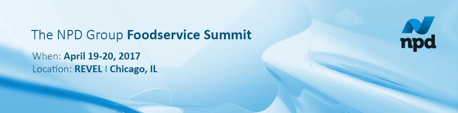 The NPD Group's 2017 Foodservice Summit