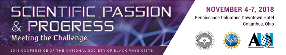 2018 National Society of Black Physicists Conference