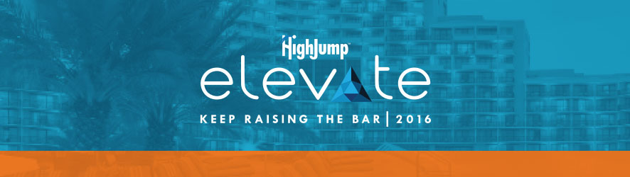 HighJump Elevate 2016 User Conference