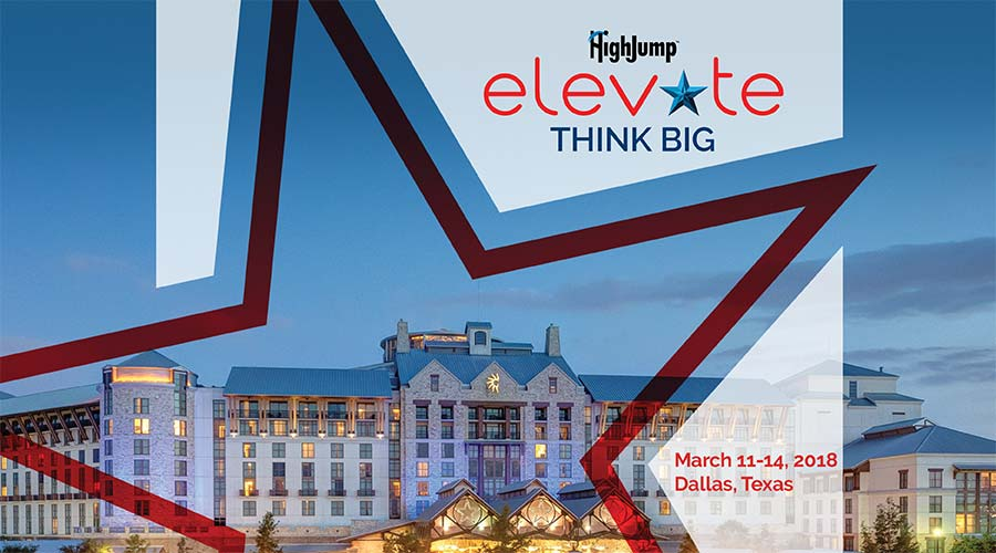 HighJump Elevate 2018 User Conference
