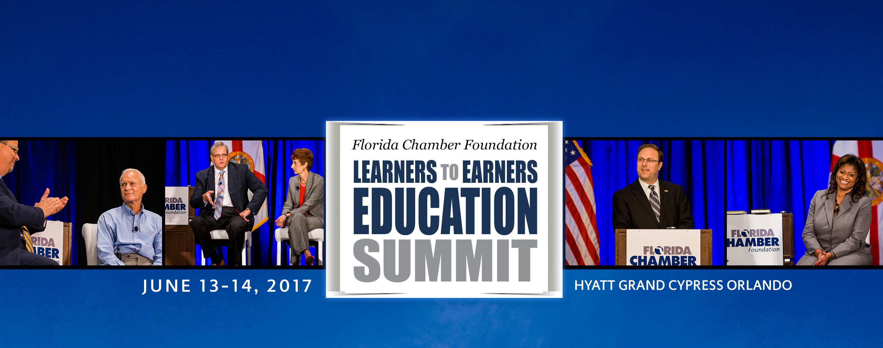 2017 Learners to Earners Education Summit