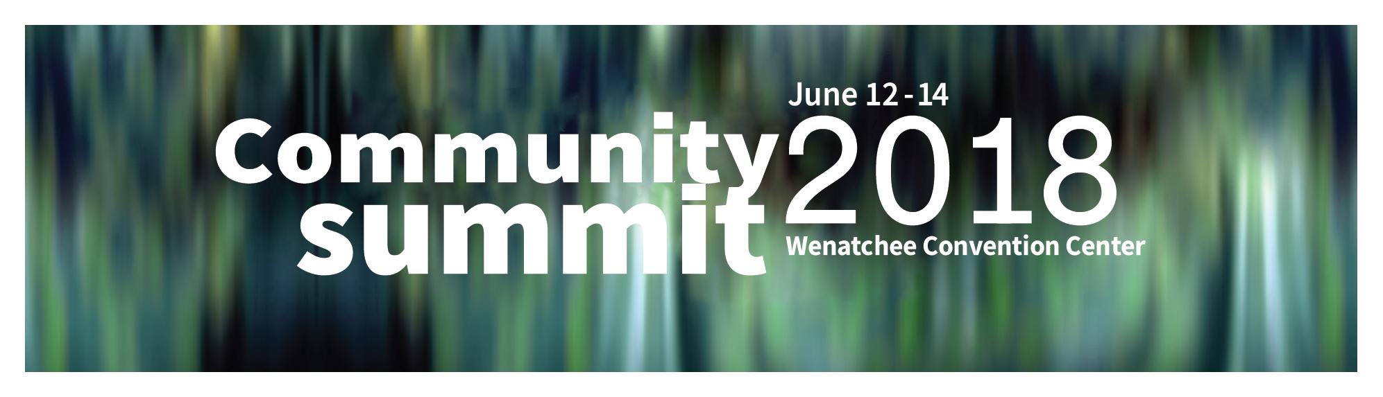 Community Summit - 2018