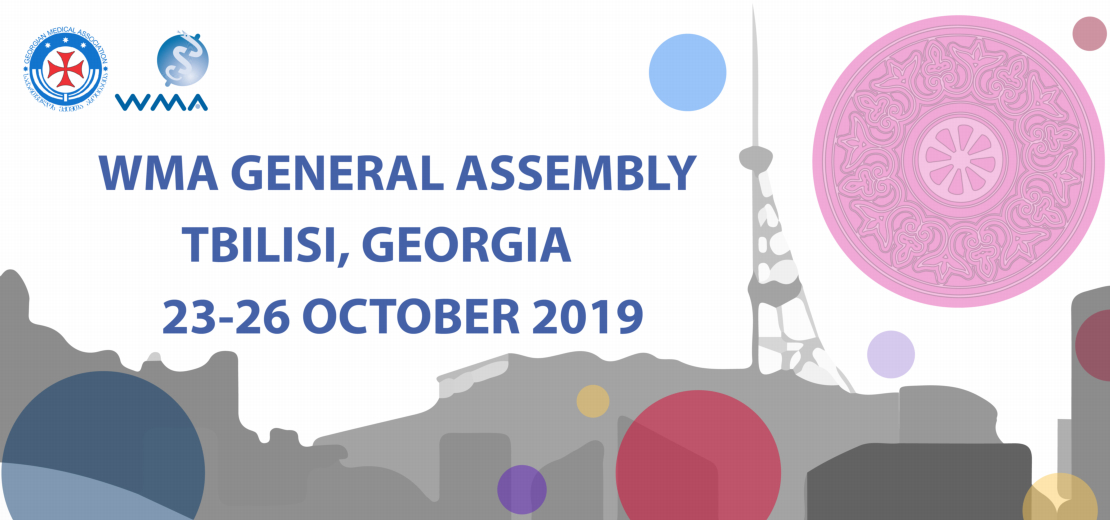 WMA General Assembly, Tbilisi 2019