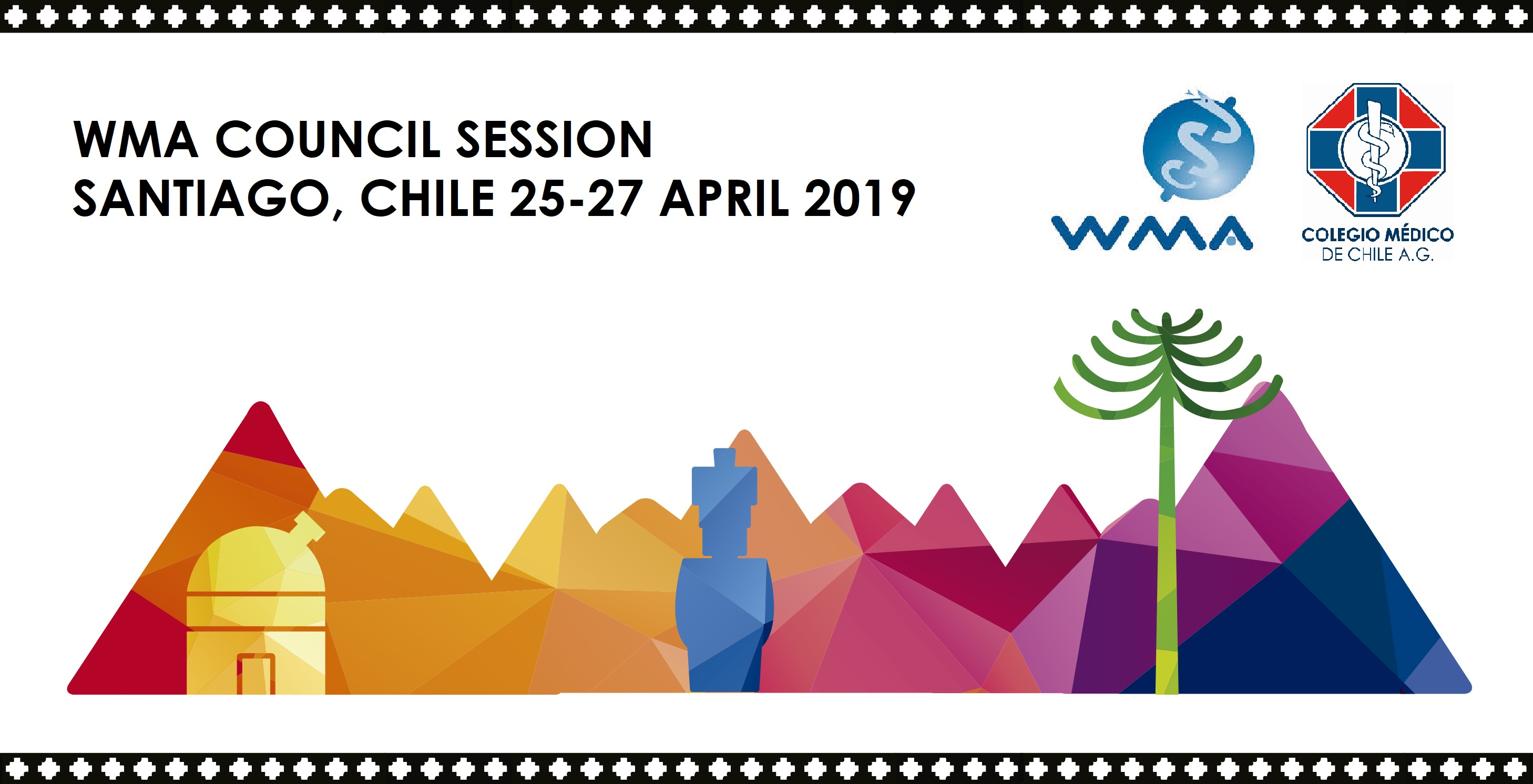 212th WMA Council Session, Santiago 2019