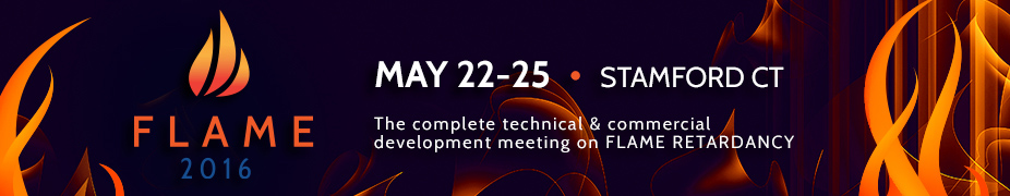 27th Conference on Recent Advances in Flame Retardancy of Polymeric Materials