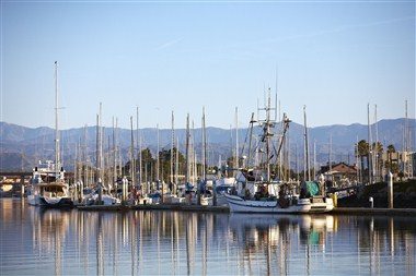 Oxnard Harbor
