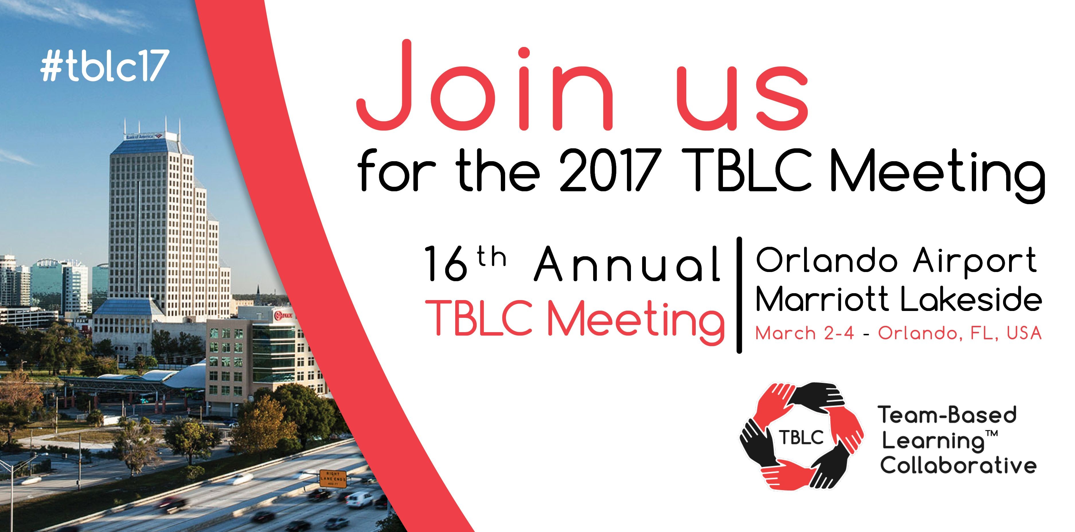 16th Annual TBLC Conference