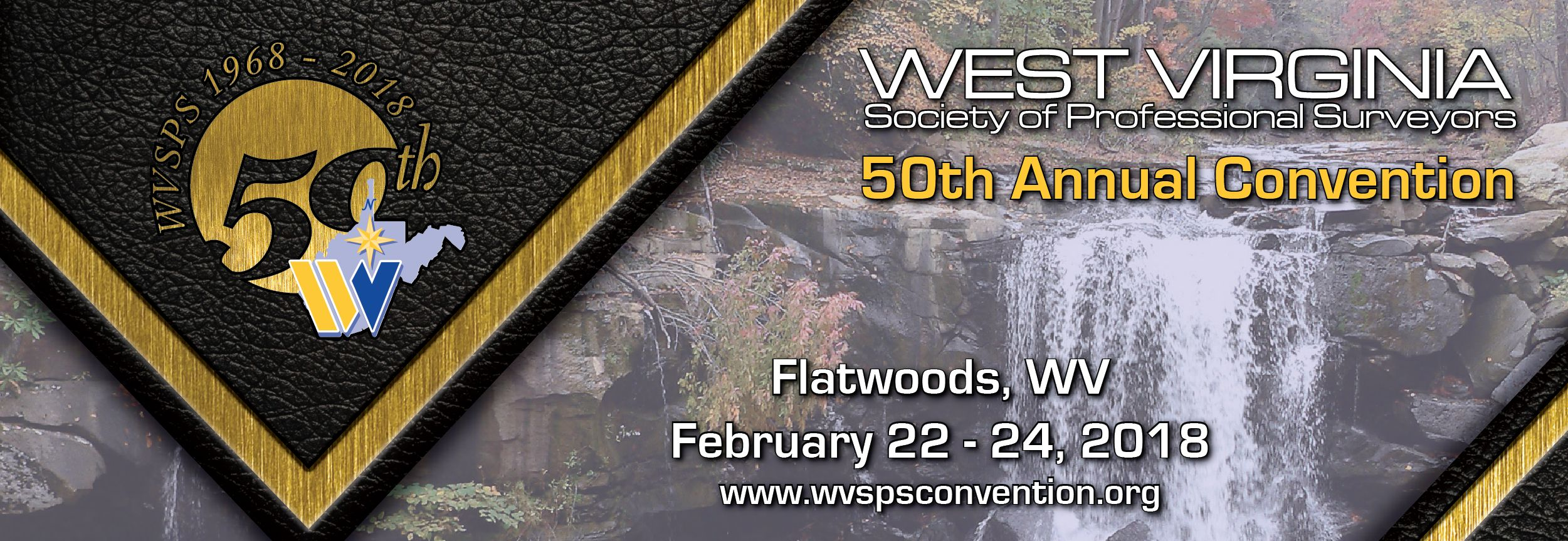 50th Annual WVSPS Convention