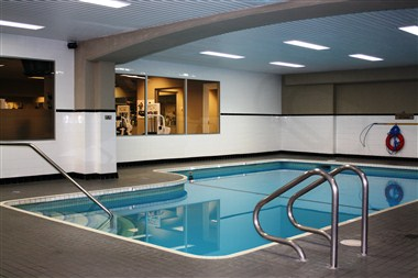 Club 345 - Indoor Pool