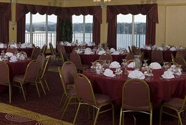 Banquet Room Arrangement