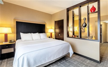 Cambria Pittsburgh Standard King Suite