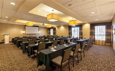 Cambria Pittsburgh Wales Conference Room