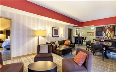 Cambria Pittsburgh - Crosby Suite