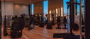 Gym on the 16th Floor