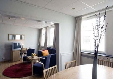 Spacious Suite With Seating Area