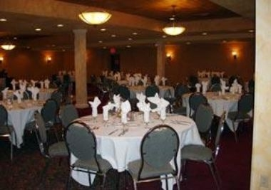 Banquet space for large functions