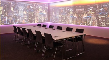 High tech conference room / Inspiration room