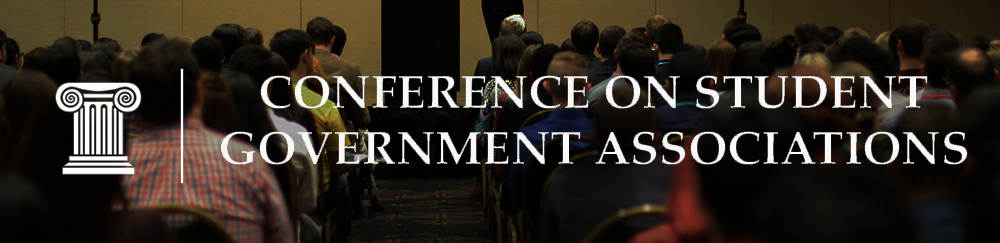 37th Annual Conference on Student Government Associations hosted by Texas A&M