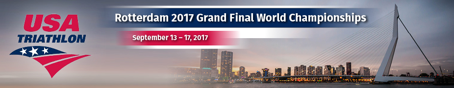 Rotterdam 2017 Grand Final World Championships