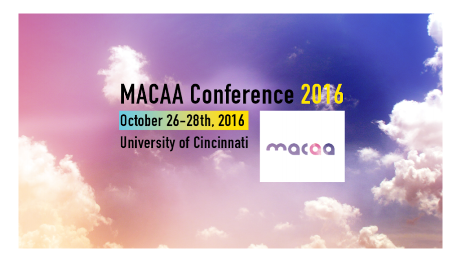 2016 Mid-America College Art Association (MACAA) Conference