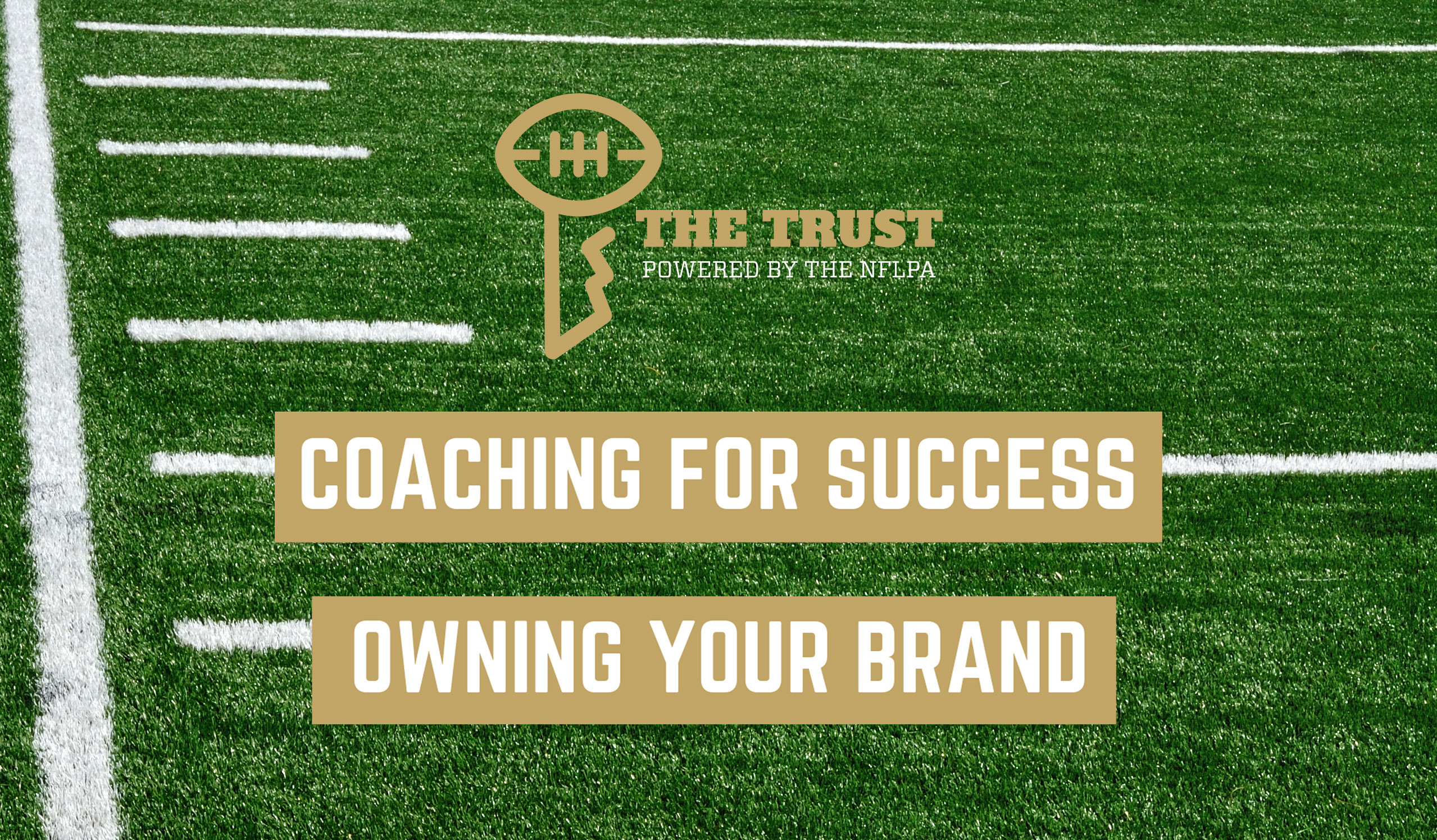 Coaching for Success: Owning Your Brand