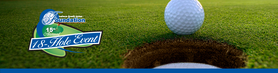 Indiana Credit Union Foundation 15th Annual 18-Hole Event