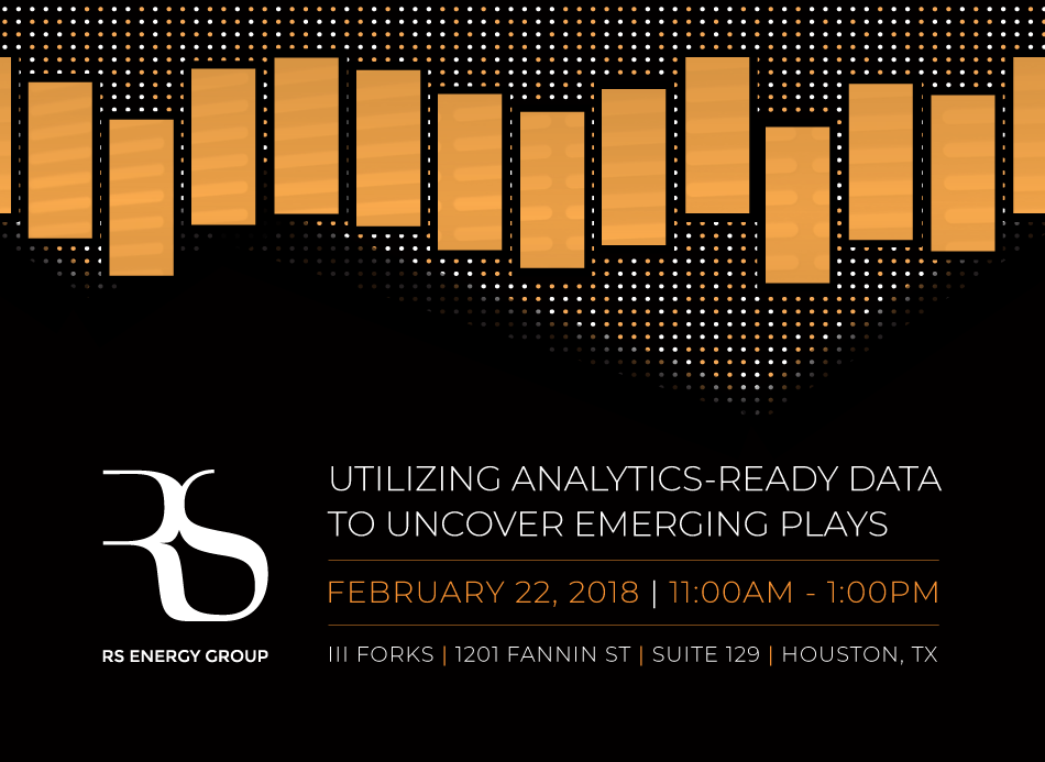 An RSEG Insight Event: Utilizing Analytics-Ready Data To Uncover Emerging Plays