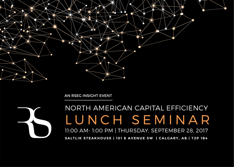 An RSEG Insight Event: North American Capital Efficiency