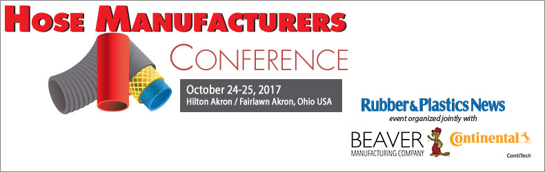 2017 Hose Manufacturers Conference
