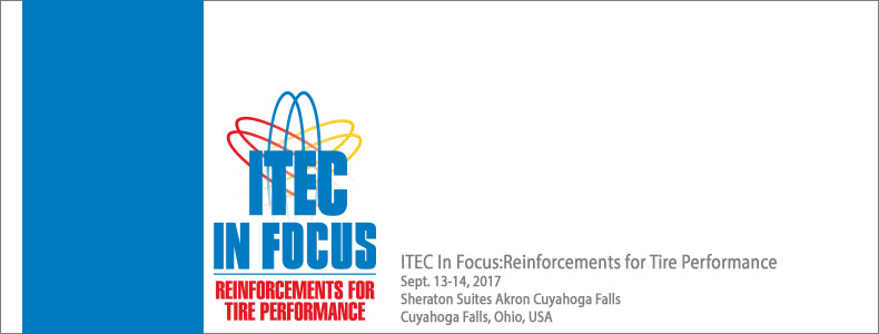 ITEC In Focus: Reinforcements for Tire Performance