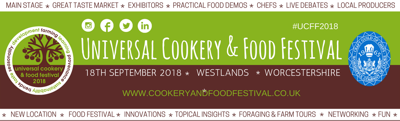 Universal Cookery & Food Festival 2018