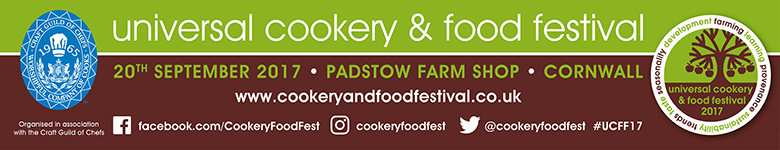 Universal Cookery & Food Festival 2017