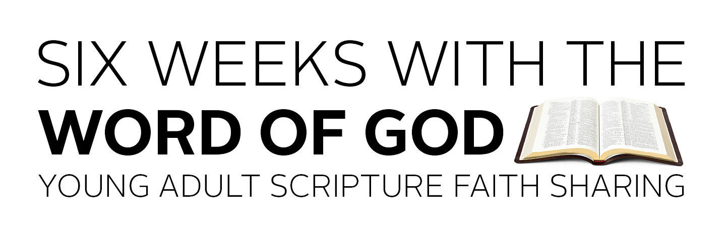 Six Weeks with the Word of God Kickoff Event featuring Fr. John Kartje