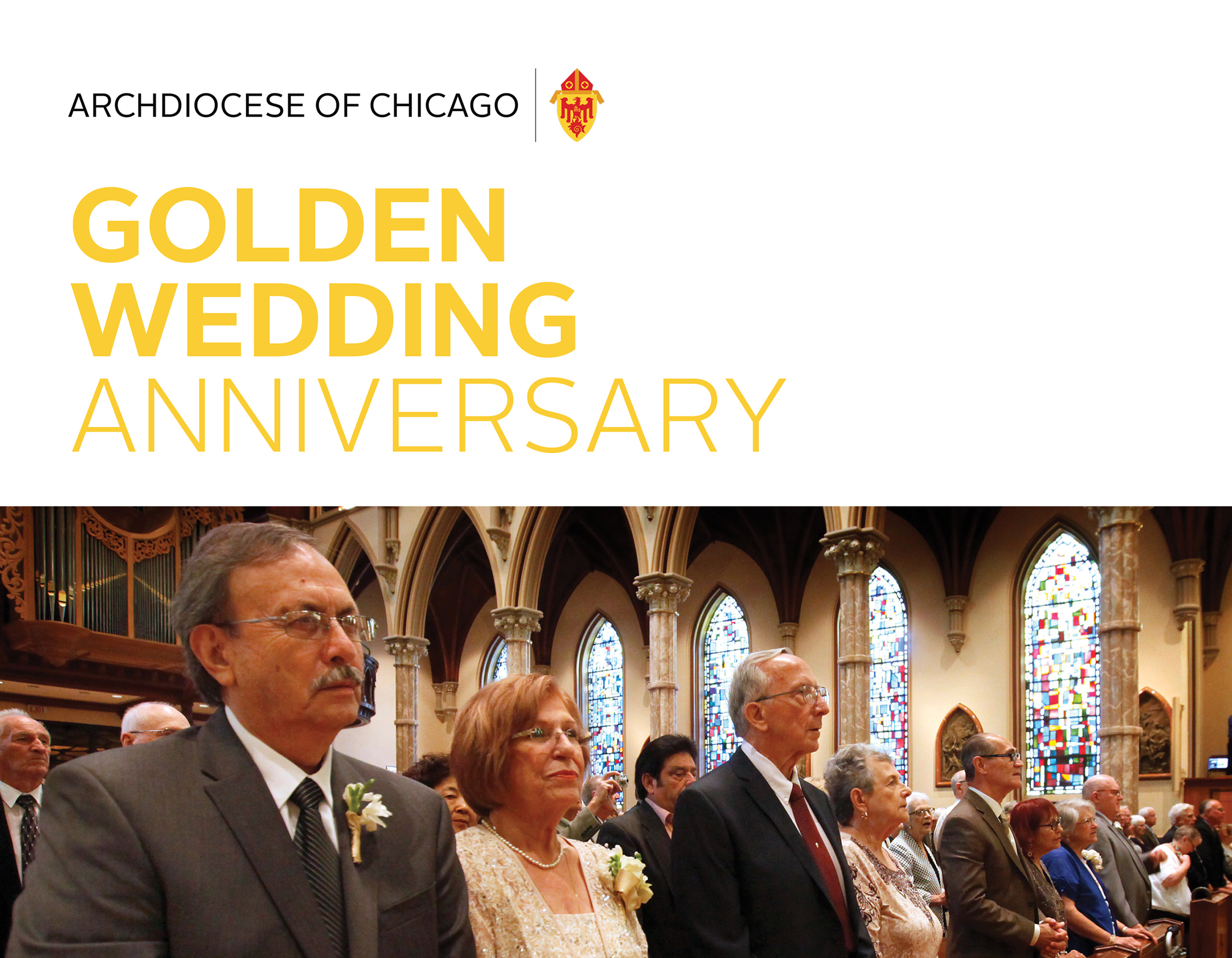 Golden Wedding Anniversary Mass