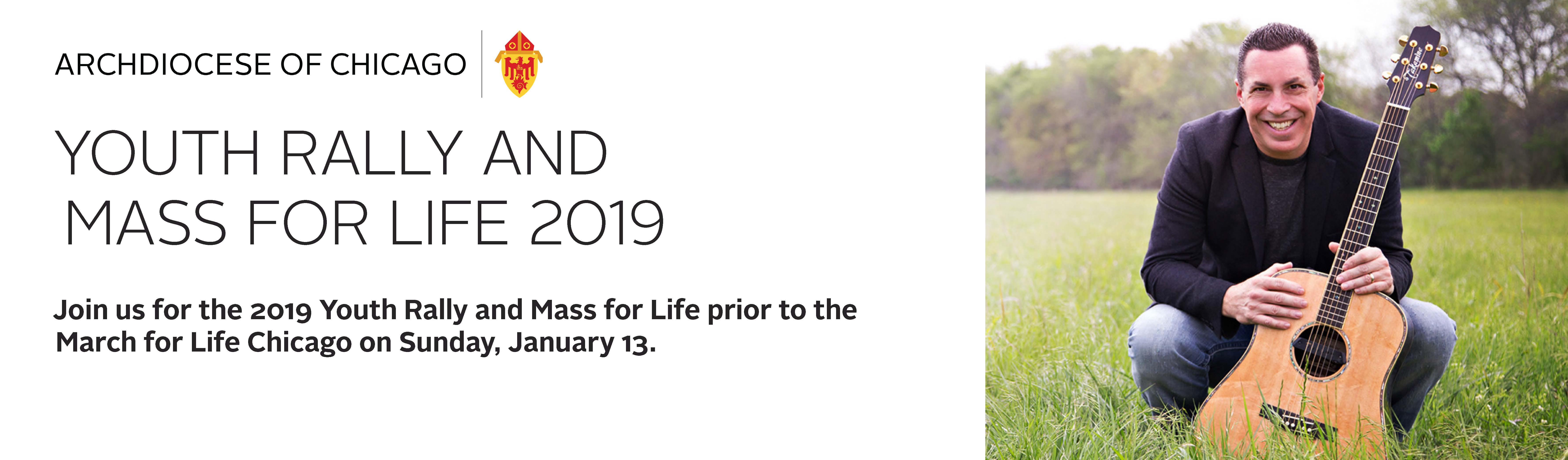 Youth Rally and Mass for Life 2019