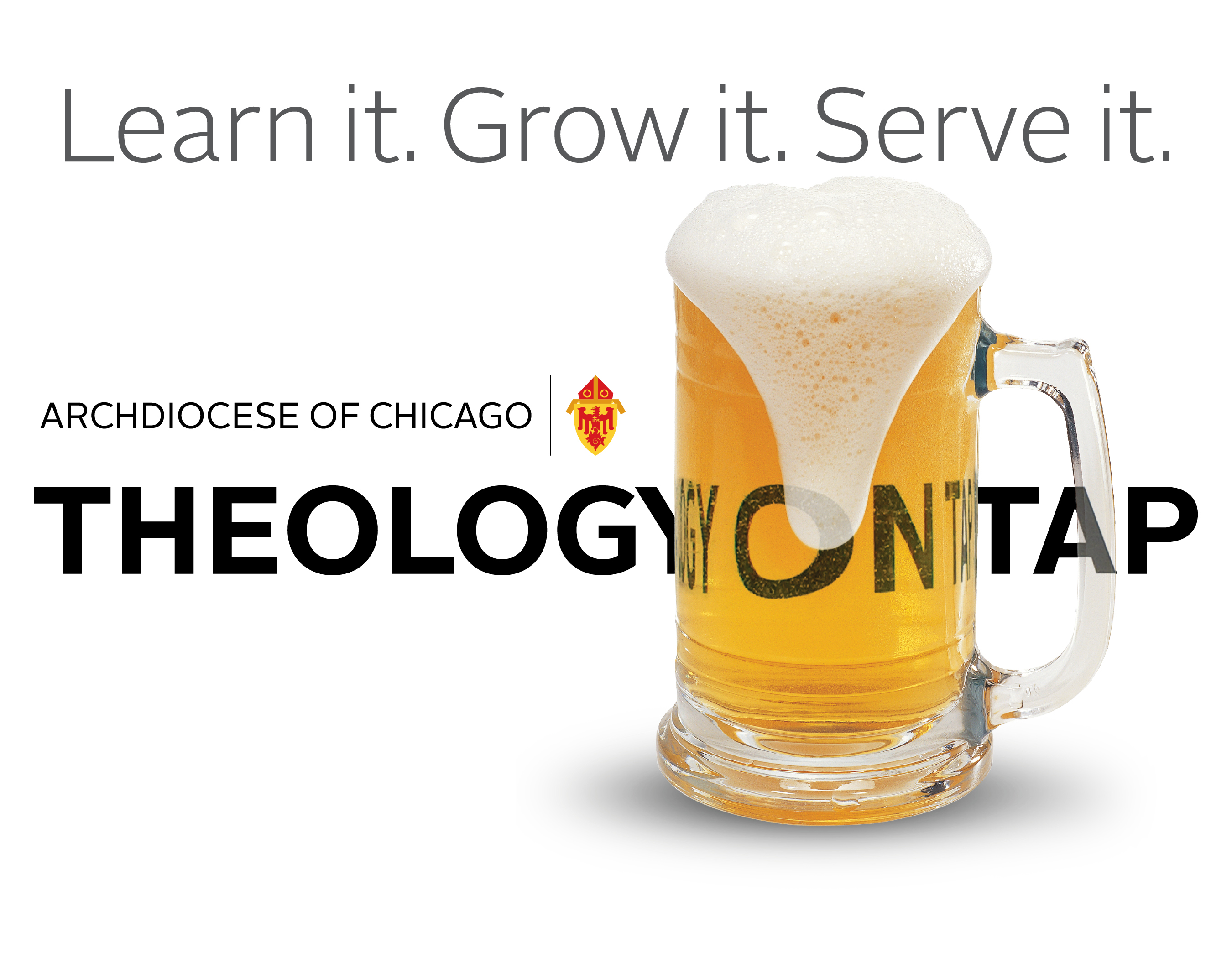 Theology on Tap Kickoff