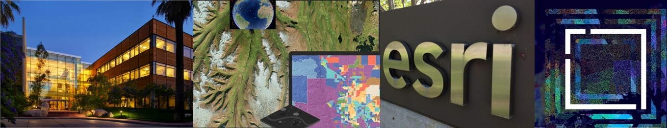 Esri Header Graphic