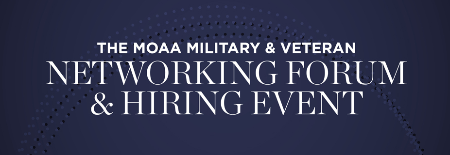 2019 MOAA Military and Veteran Networking Forum and Hiring Event (Exhibitors)